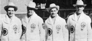 Ab Gowanlock 1953 Brier Champions